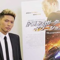 「EXILE」SHOKICHI/『トランスポーター イグニション』-(C)2014 - EUROPACORP - TF1 FILMS PRODUCTION/Photo:BrunoCalvo