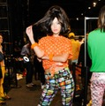 2016SS NY Collection JEREMY SCOTT ランウェイにて。