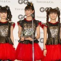 BABYMETAL/「GQ Men of the Year 2015」授賞式