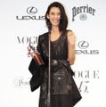 TAO (女優・モデル)/「VOGUE JAPAN Women of the Year 2014」&「VOGUE JAPAN Women of Our Time」授賞式にて