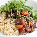 「bills」の新メニュー「Raw tuna & avocado poke」