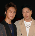 TAKAHIRO&&登坂広臣/『HiGH&LOW THE MOVIE 2/END OF SKY』ヒット御礼舞台挨拶