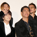 岩田剛典&AKIRA/『HiGH&LOW THE MOVIE 3/FINAL MISSION』完成披露試写会