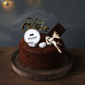 Minimal -Bean to Bar Chocolate-「Minimal Single Origin Christmas Cake」