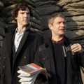 「SHERLOCK/シャーロック」 -(C) Colin Hutton © Hartswood Films 2012