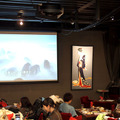 cinemacafe.net baby cafe 会場風景
