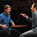 「Late Night with Jimmy Fallon」に出演し、エッグ・ルーレットをするトム・クルーズ -(C) Getty Images