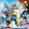 『スマーフ2 アイドル救出大作戦!』劇場用本ポスター -(C) SmurfsTM & c Peyo 2013 Lafig B. Movie c 2013 SPAI/CPII. All Rights Reserved.