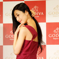 壇蜜/PRイベント「GODIVA White Day  2014 ~Love need balance.」にて