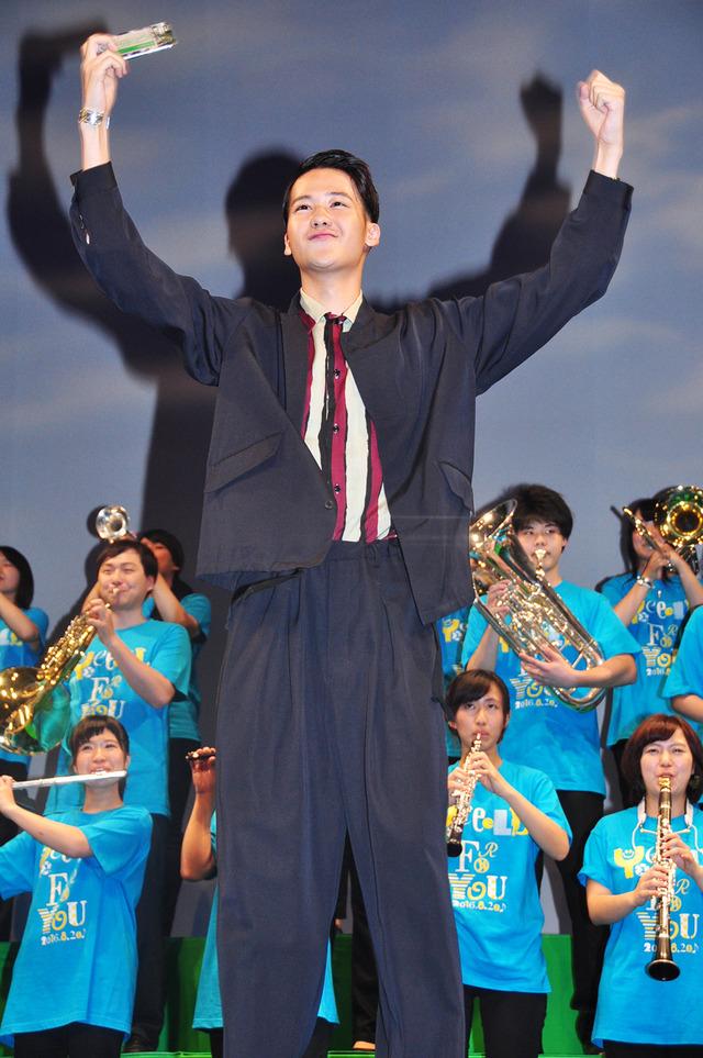 葉山奨之のジャケット