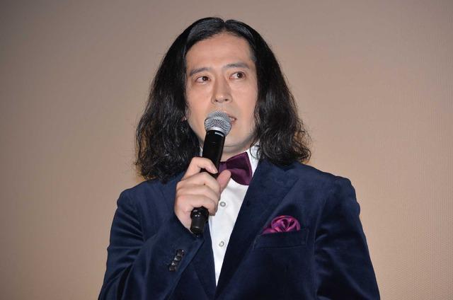 又吉直樹/『火花』初日舞台挨拶