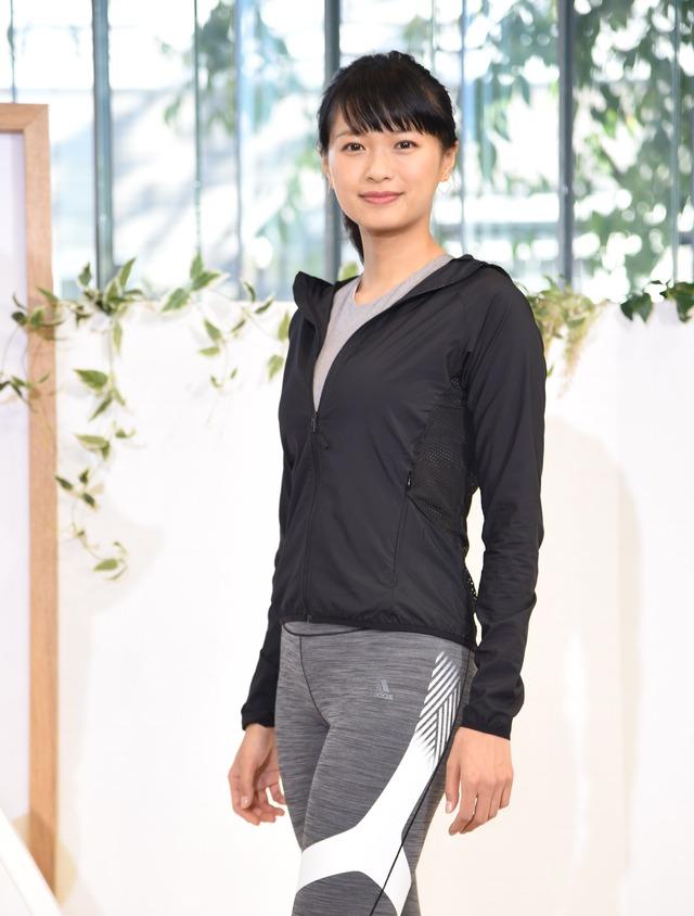 榮倉奈々/「adidas Special MeCAMP with Nana Eikura」