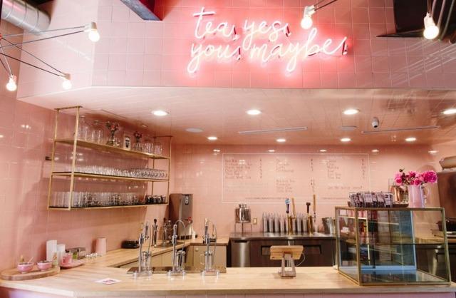 ALFRED TEA ROOM LA本店