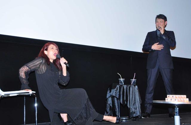 LiLiCo&別所哲也/ショートフィルム専門映画館「ブリリア ショートショート シアター」トークショー