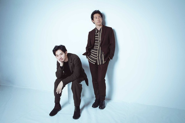 松田龍平&大泉洋『探偵はBARにいる3』/photo:You Ishii