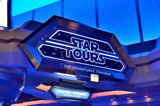「スター・ツアーズ:ザ・アドベンチャーズ・コンティニュー」<スペシャルバージョン>-(C)Disney