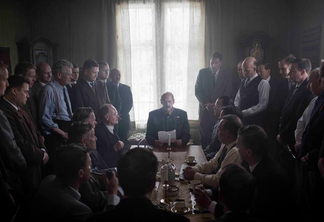 『ヒトラーに屈しなかった国王』-(C) 2016 Paradox/Nordisk Film Production/Film Väst/Zentropa Sweden/Copenhagen Film Fund/Newgrange Pictures