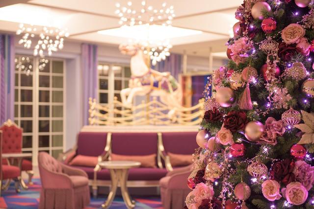 東京ディズニーセレブレーションホテル「ウィッシュ」