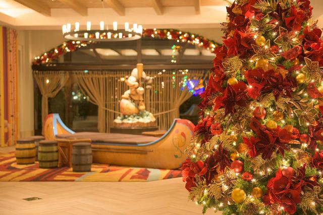 東京ディズニーセレブレーションホテル「ディスカバー」