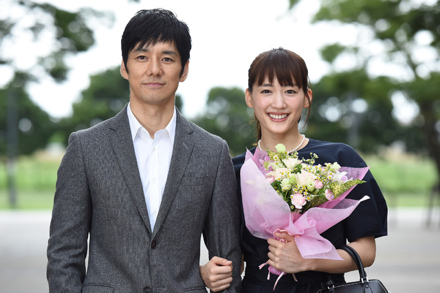 「奥様は、取り扱い注意」第1話-(C)日本テレビ