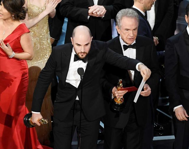 【第89回アカデミー賞】大逆転!ハプニングありで「作品賞」は『ムーンライト』に(C)Getty Images