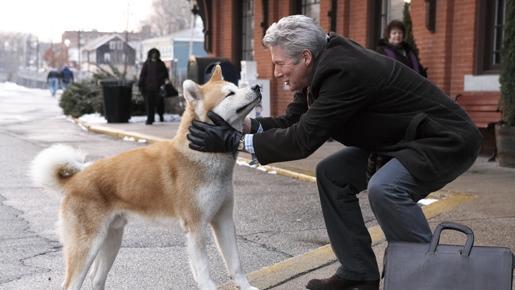 『HACHI 約束の犬』 (C) Hachiko,LLC