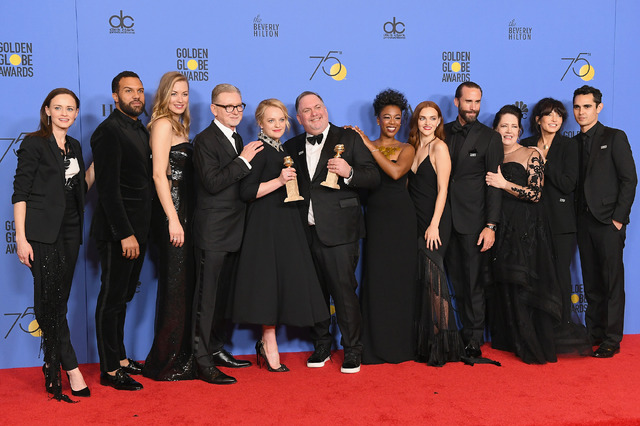 「THE HANDMAID'S TALE」キャストら-(C)Getty Images