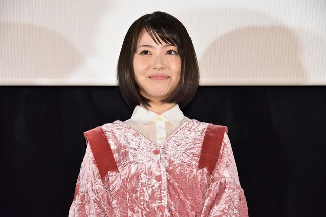 浜辺美波/「賭ケグルイ」先行上映舞台挨拶