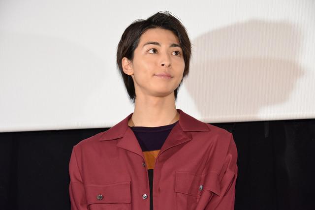 高杉真宙/「賭ケグルイ」先行上映舞台挨拶
