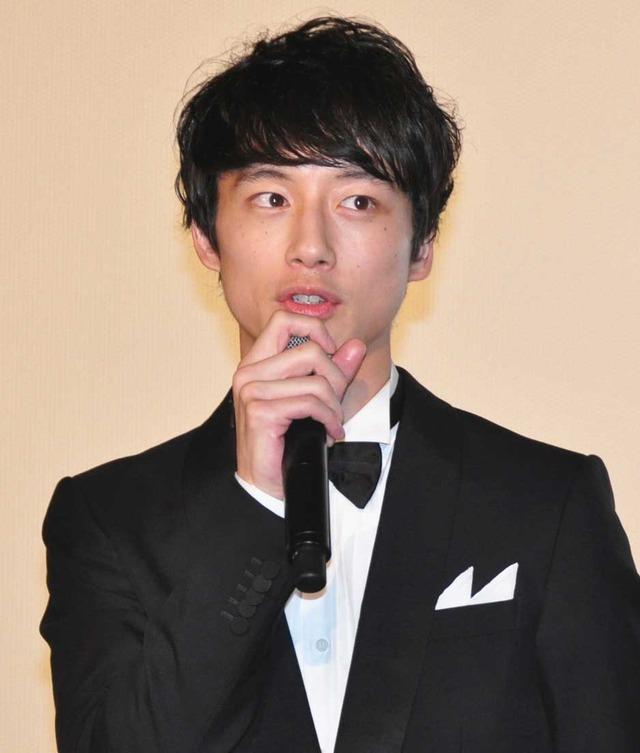 坂口健太郎/『今夜、ロマンス劇場で』ジャパンプレミア