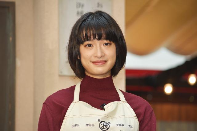 門脇麦/『ナミヤ雑貨店の奇蹟』開店セレモニー