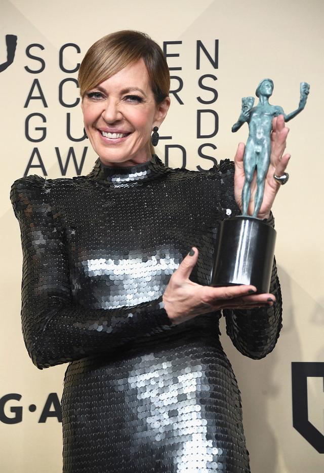 アリソン・ジャネイ 『I, Tonya』(原題)-(C)Getty Images