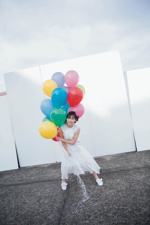 福原遥1stフォトブック「はるかいろ」(仮)