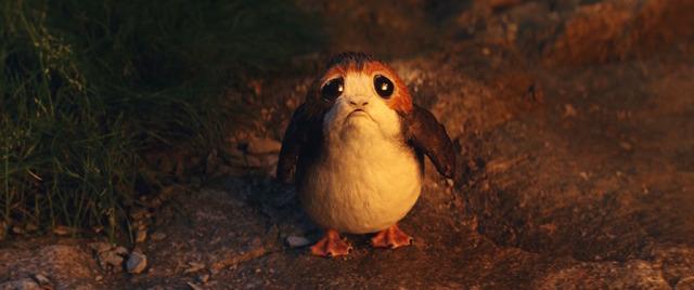 『スター・ウォーズ/最後のジェダイ』(C)2017 Lucasfilm Ltd. All Rights Reserved.