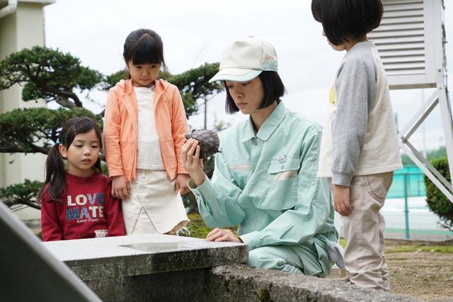 『羊の木』(C)2018『羊の木』製作委員会 (C)山上たつひこ、いがらしみきお/講談社
