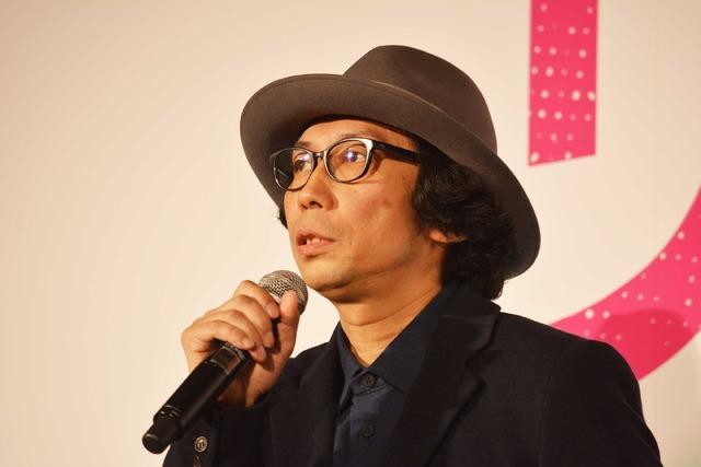 行定勲監督/『リバーズ・エッジ』完成披露試写会