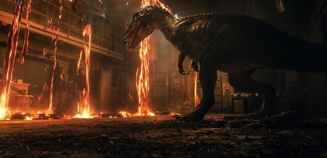 『ジュラシック・ワールド/炎の王国』(C) Universal Pictures