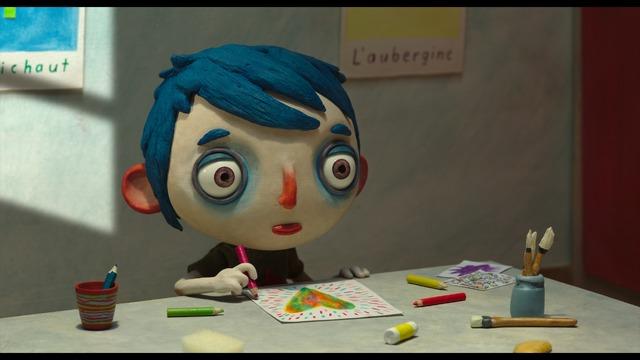『ぼくの名前はズッキーニ』 (C)RITA PRODUCTIONS / BLUE SPIRIT PRODUCTIONS / GEBEKA FILMS / KNM / RTS SSR / FRANCE 3 CINEMA / RHONES-ALPES CINEMA / HELIUM FILMS / 2016