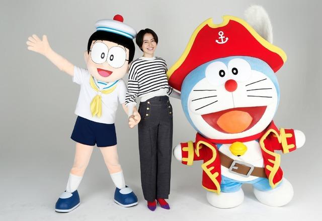 『映画ドラえもん のび太の宝島』(C) 藤子プロ・小学館・テレビ朝日・シンエイ・ADK 2018