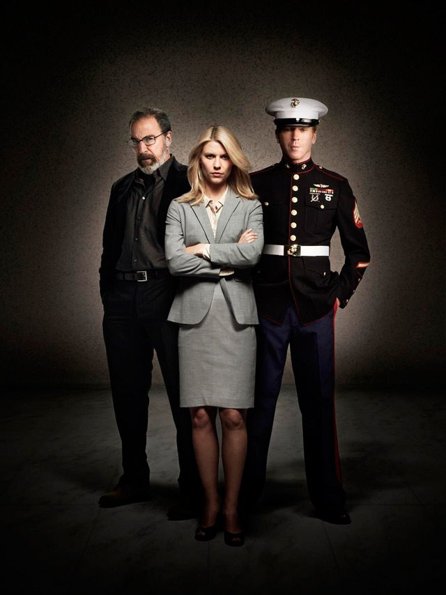 「HOMELAND/ホームランド」  -(C) 2011 Twentieth Century Fox Film Corporation All rights reserved.