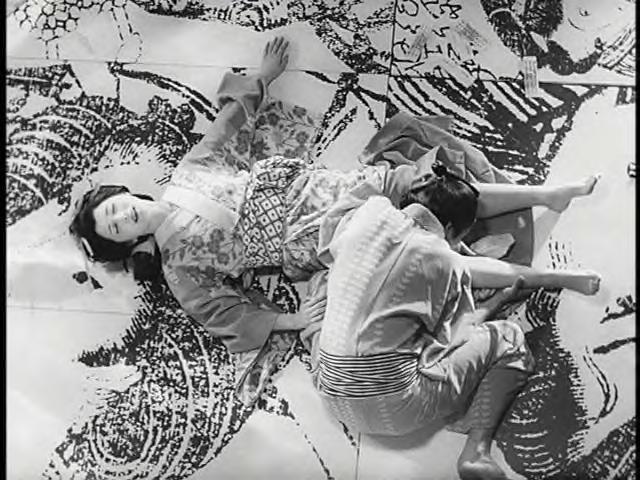 篠田正浩監督『心中天網島』 【画像】【玄里BLOG】篠田正浩監督『心中天網島』(1969年) (