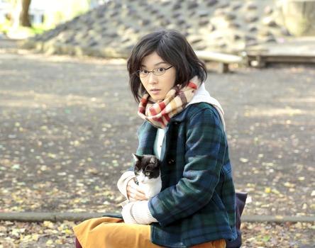 NAVER まとめ松岡茉優が猫映画ヒロイン!『猫なんかよんでもこない。』