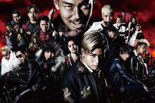 『HiGH&LOW THE MOVIE』がHuluで配信決定! 画像