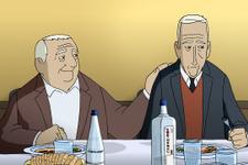 """ジブリ・高畑勲も絶賛! アニメーションで描く""""老い""""、映画『しわ』6月に公開決定 画像"""