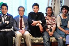 岡田将生の言葉に4人の父たちが一喜一憂 『オー! ファーザー』撮影現場に潜入! 画像