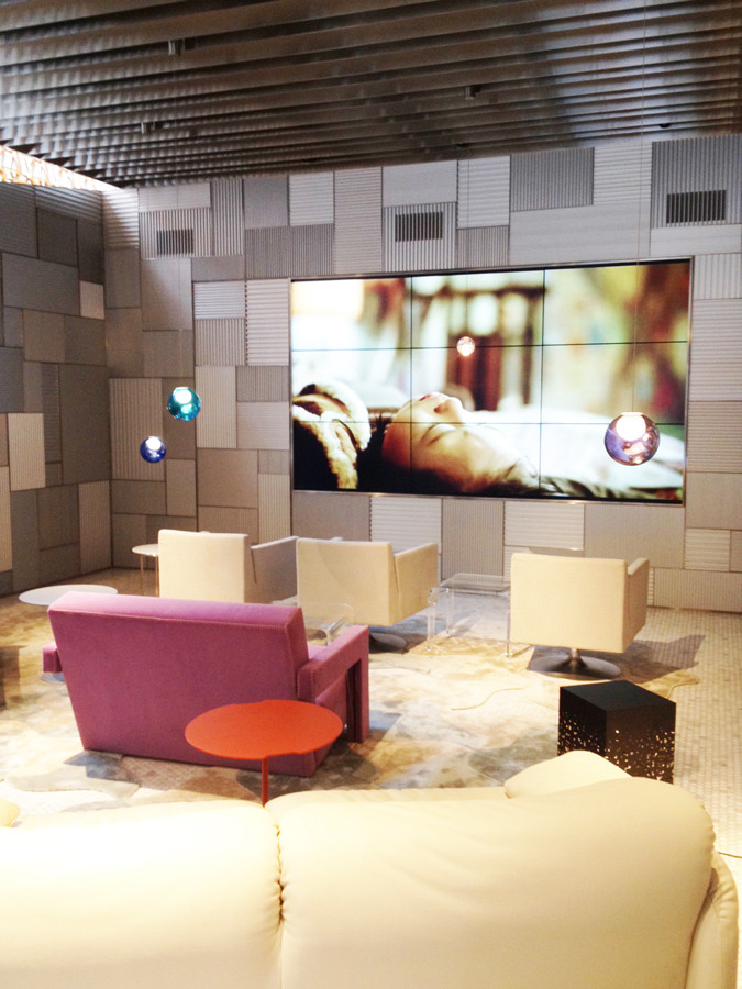 期間限定シアター「Short Films Theater with Cassina ixc. at INTERSECT BY LEXUS」