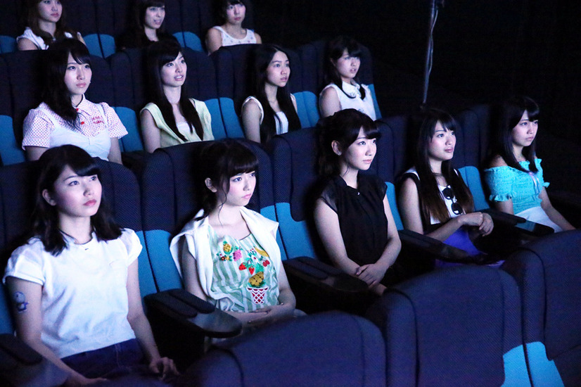 『STAND BY ME ドラえもん』AKB48メンバー特別試写会
