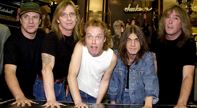 「AC/DC」 -(C) Getty Images