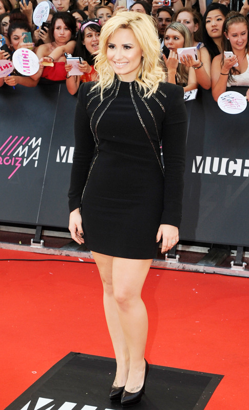 デミ・ロヴァート/「2013 MuchMusic Video Awards」 -(C) Getty Images