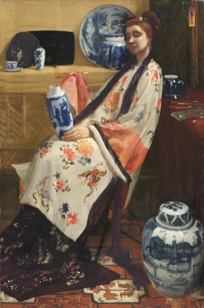 """19世紀の""""ダンデイ""""を先駆けた画家ホイッスラーの大回顧展、横浜美術館 ..."""